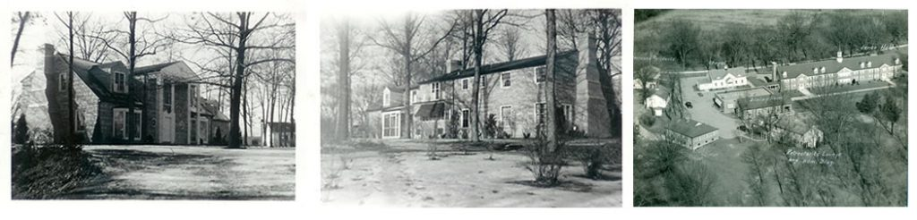 Kings House Retreat Center History